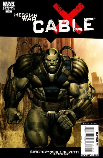 Comic Cover for CABLE (#)