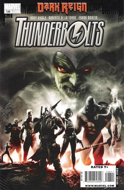 (Marvel) Cover for Thunderbolts #128