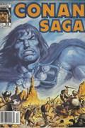 CONAN SAGA #33
