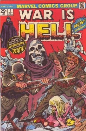 Comic Cover for WAR IS HELL (#)