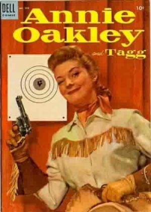 Comic Cover for Annie Oakley And Tagg (Includes Four-Color)  (#3)