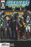 GUARDIANS OF THE GALAXY #1-2nd Print