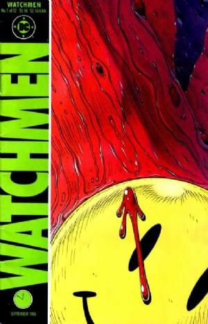Comic Cover for Watchmen (#1)