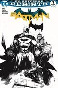 BATMAN #1-CMAD-B