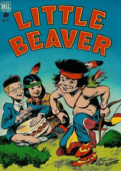 Comic Cover for Little Beaver (Four-Color) (#211)