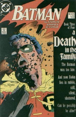 Comic Cover for Batman (#428)