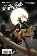AMAZING SPIDER-MAN, THE #25B  Variant Cover Dave Johnson Venomized Variant Cover