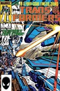 TRANSFORMERS #4  Cover
