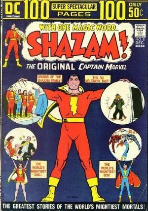 (DC) Cover for Shazam! #8