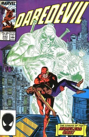 Comic Cover for Daredevil (#243)