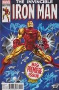 INVINCIBLE IRON MAN #1O