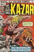 KA-ZAR #12A