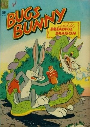 Comic Cover for Bugs Bunny (Four-Color) (#187)