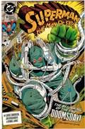 SUPERMAN: THE MAN OF STEEL #18C