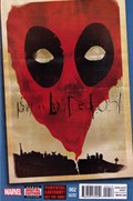 NIGHT OF THE LIVING DEADPOOL #2-2nd Print