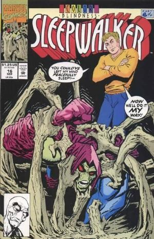 Comic Cover for SLEEPWALKER (#)