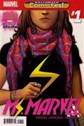 MS. MARVEL #1-HCF