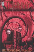 JOHNNY THE HOMICIDAL MANIAC #5A  Variant Cover 2nd Print