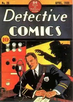 (DC) Cover for Detective Comics #26