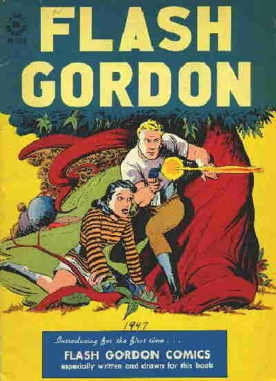 Comic Cover for Flash Gordon (Four-Color) (#173)