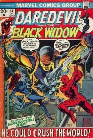 Comic Cover for Daredevil (#94)