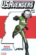 U.S.AVENGERS #1DD  Variant Cover Rod Reis Mississippi State Variant Cover
