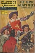 CLASSIC COMICS # 1 - THE THREE MUSKETEERS #18