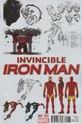 INVINCIBLE IRON MAN #1P