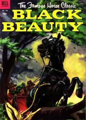 (Dell) Cover for Black Beauty (Four-Color) #440