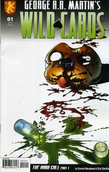(DabelBrothers (DB Pro)) Cover for Wild Cards: Hard Call #1