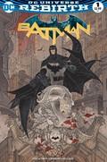 BATMAN #1-QUEST-A
