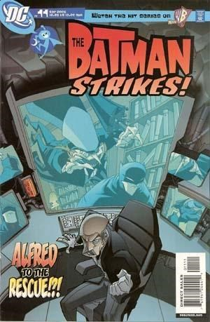(DC) Cover for Batman Strikes!, The #11