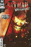 BATMAN WHO LAUGHS, THE #1-2nd Print