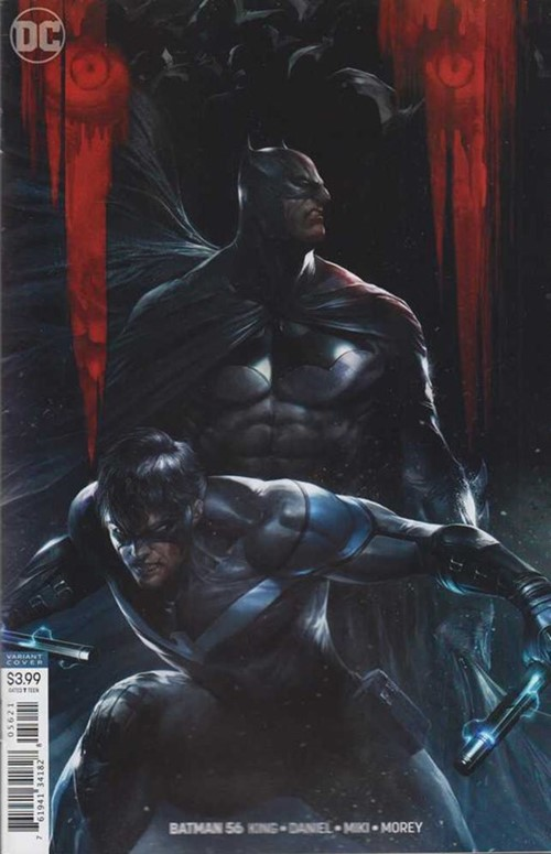 Comic Cover for Batman (#56)