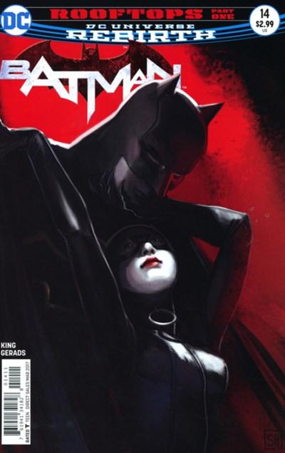 Comic Cover for BATMAN (#)