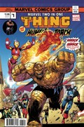 MARVEL 2-IN-ONE #1B