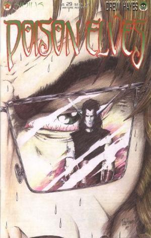 Comic Cover for Poison Elves (#29)