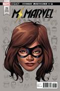 MS. MARVEL #25C