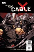 CABLE #14  Cover Messiah War Tie-In