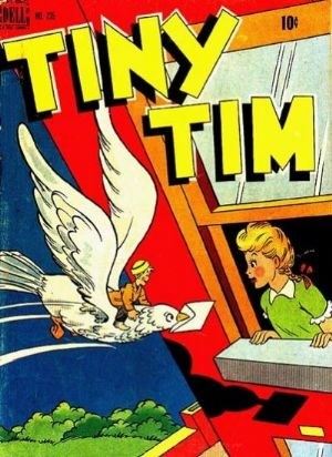 Comic Cover for Tiny Tim (Four-Color) (#235)
