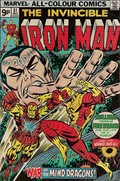 IRON MAN #81A