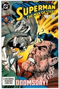 SUPERMAN: THE MAN OF STEEL #19A