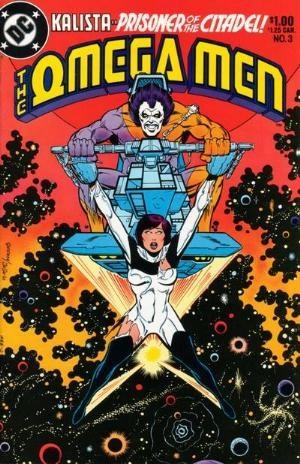 Comic Cover for Omega Men, The (#3)