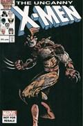 UNCANNY X-MEN #213A  Variant Cover Marvel Legends Series 6 Edition