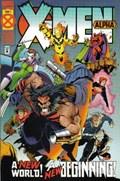 X-MEN: ALPHA #1B