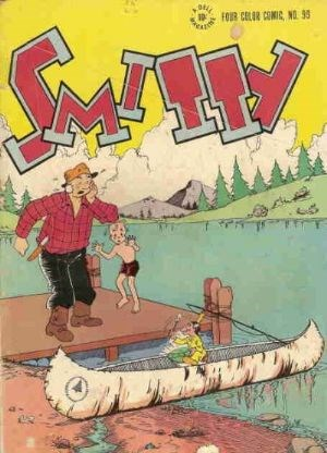 Comic Cover for Smitty (Four-Color) (#99)