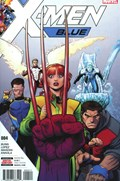 X-MEN: BLUE #4