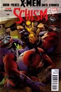 X-MEN: SCHISM #1E