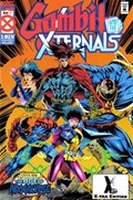 Gambit And The X-Ternals #1-2nd Print