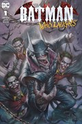 BATMAN WHO LAUGHS, THE #1-SCORP-E